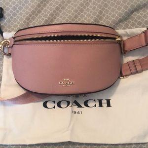 Coach belt bag. Selena Gomez collection